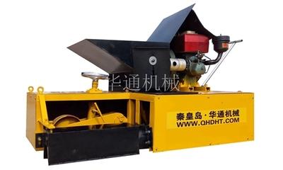 *LX2型沥青砂拦水带成型机