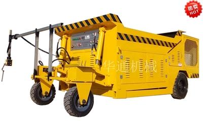 HT8型全自动多功能路沿石滑模机