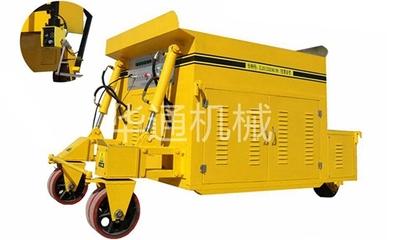 HT6型全自动多功能路缘石滑模机